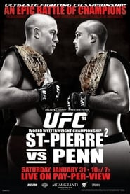 Streaming sources for UFC 94 StPierre vs Penn 2