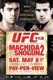 Streaming sources for UFC 113 Machida vs Shogun 2