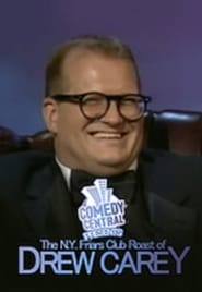 The NY Friars Club Roast Of Drew Carey Poster