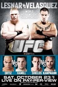 UFC 121 Lesnar vs Velasquez