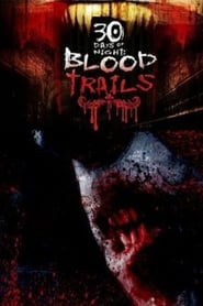 30 Days of Night Blood Trails Poster