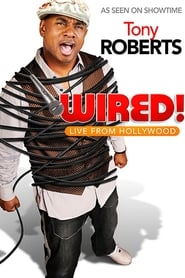 Tony Roberts Wired Poster