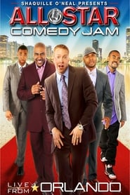 All Star Comedy Jam Live from Orlando Poster