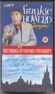 Frankie Howerd on Campus Poster