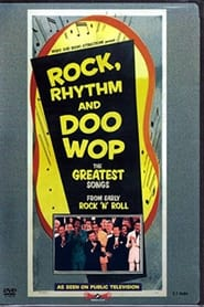 Rock Rhythm  Doo Wop Poster