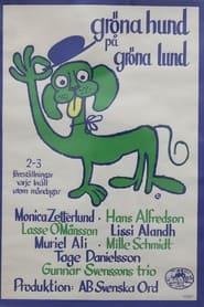 Grna Hund Poster