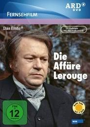 Die Affre Lerouge Poster