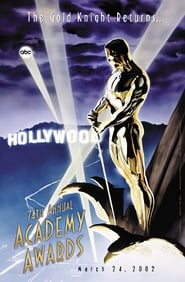 74th Academy Awards Opening Film Poster