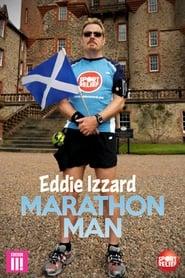 Eddie Izzard Marathon Man Poster