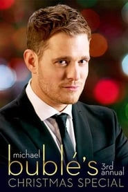 Michael Bubls 3rd Annual Christmas Special Poster