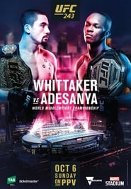 Streaming sources for UFC 243 Whittaker vs Adesanya
