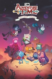 Streaming sources for Adventure Time Distant Lands