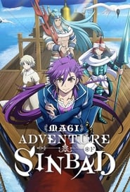 Streaming sources for Magi Sinbad no Bouken