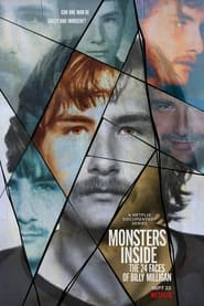 Monsters Inside The 24 Faces of Billy Milligan Poster