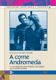 A come Andromeda Poster