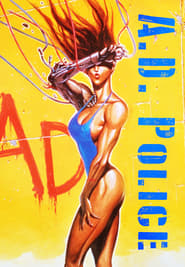 AD Police Files Poster