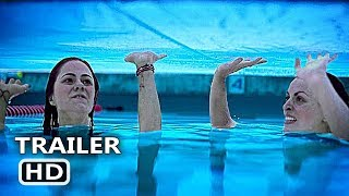 12 FEET DEEP Trailer Trapped in a Pool  Thriller  2017