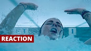 12 Feet Deep 2017 Official Trailer Reaction and Review