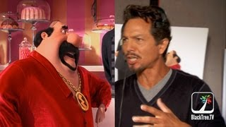 Benjamin Bratt talks about playing a villain and being a father  Despicable Me 2
