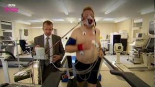 A Difficult Challenge  Eddie Izzard Marathon Man  BBC Three