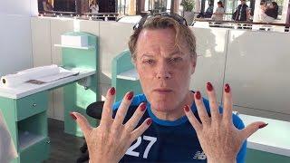 Eddie on coming out as transgender  Eddie Izzard Marathon Man  BBC Three