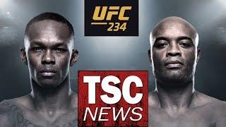 UFC 234 Israel Adesanya vs Anderson Silva Recap  TSC News