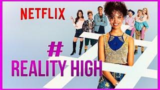 realityhigh  Official Trailer  September 8th Netflix  chefhawk HD 2017