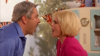 Paul Hollywood and Mary Berry get hot in the kitchen  Walliams and Friend  BBC One