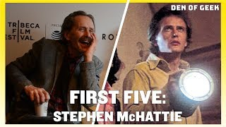 Can Stephen McHattie Name His First Five Credits on IMDB