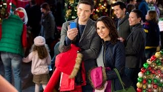 Family for Christmas  Stars Lacey Chabert and Tyron Leitso