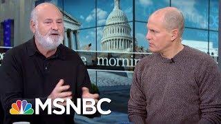 Director Rob Reiner On His New Film LBJ And President Donald Trump Era  Morning Joe  MSNBC