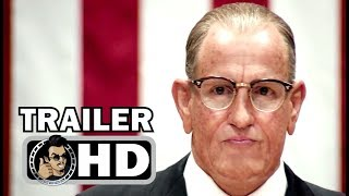 LBJ Official Trailer 2017 Woody Harrelson as Lyndon B Johnson Movie HD
