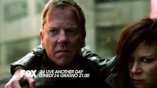 24 Live Another Day  Trailer FOX