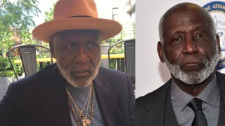 Prayers Up Were Extremely Sad To Report Shaft Actor Richard Roundtree Has Been Diagnosed With