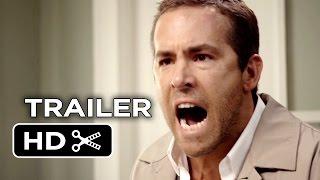 Selfless Official Trailer 1 2015  Ryan Reynolds Ben Kingsley SciFi Thriller HD