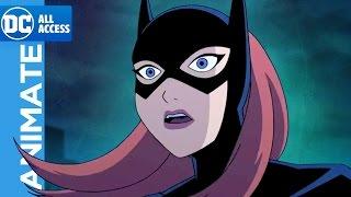 The Killing Joke ALLNEW Batgirl Footage w Tara Strong
