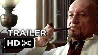Stonehearst Asylum Official Trailer 1 2014  Ben Kingsley Kate Beckinsale Movie HD