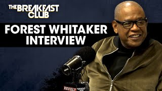Forest Whitaker On Bumpy Johnson Portrayal In Godfather Of Harlem Malcolm X Relationship  More
