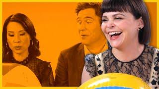 Why Women Kill Cast Plays Ball  Ginnifer Goodwin Reveals Secret Talent
