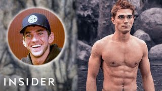 How This Celebrity Trainer Helped The Cast Of Riverdale Get Ripped  Movies Insider