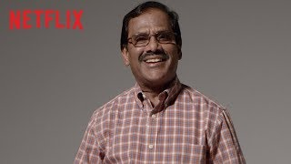 Aziz Ansaris Dad Has a Special PSA  Netflix