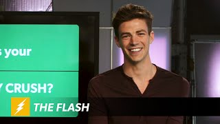 The Flash  CWestionator Grant Gustin  The CW