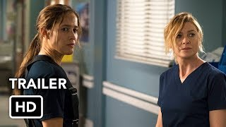 Station 19 ABC Trailer HD  Greys Anatomy Firefighter Spinoff