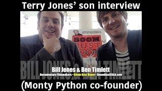 Boom Bust Boom Monty Pythons Terry Jones explain world economy INTERVIEW