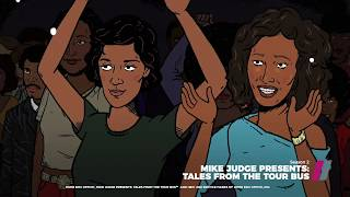 Mike Judge Presents Tales from the Tour Bus S2  Animated Comedy Series  Showmax