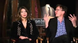 David Thewlis And Natalia Tena Talk Harry Potter And The Deathly Hallows Part One  Empire Magazine
