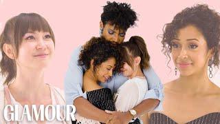 Liza Koshy Takes a Friendship Test with Kimiko Glenn Travis Coles Glamour