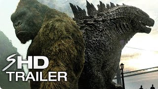 Godzilla vs Kong 2021 Official Tease Not the only King End Credit