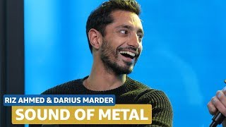 Sound of Metal Star Riz Ahmed Talks About The Community That Inspired His Role FULL INTERVIEW