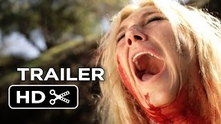 LA Slasher Official Trailer 1 2014  Mischa Barton Dave Bautista Movie HD